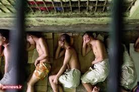 کودکان انگلیسی در سلولهای انفرادی زندانی میشوند