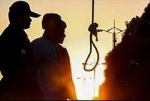 اعدام دو سوداگر مرگ در زندان مرکزی رشت