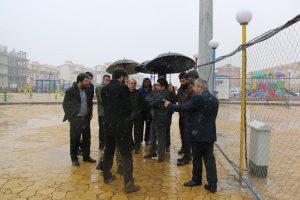 جانمایی محل تدفین شهدای گمنام در مسکن مهر رشت