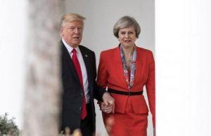 پارلمان انگلیس طومار لغو سفر ترامپ را بررسی میکند