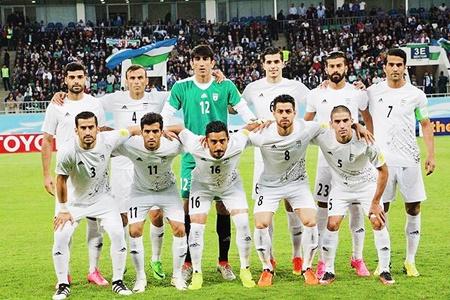 ترکیب ثابت ایران در جام جهانی از دید یک سایت ایتالیایی