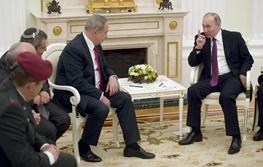 پوتین به نتانیاهو: ابران قرن پنجم را فراموش کن روزگار جدید را دریاب!