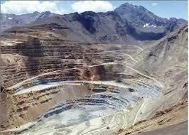 تداوم تلاش دولت برای توسعه معدن و محصولات معدنی در سال ۹۶