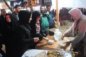 جشنواره «کویی» در پیاده راه فرهنگی رشت