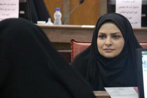 فاطمه شعاع شرق کاندیداتوری خود را اعلام کرد