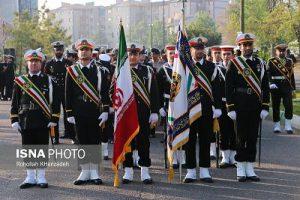 مراسم رژه روز ارتش جمهوری اسلامی ایران – رشت