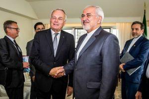 فرانسه به ایران درخواست مذاکره داد