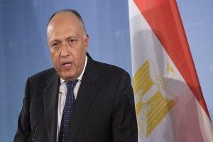 جدیدترین موضع گیری وزیر خارجه مصر درباره رابطه تهران-قاهره