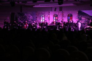 گزارش تصویری از کنسرت ناگفته در تالار گلستان