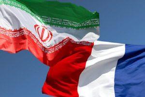 تقویت روابط با ایران، سیاست جدید فرانسه