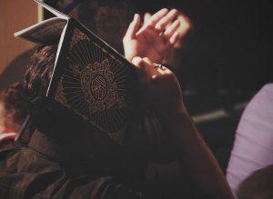 گزارش تصویری شب سوم قدر هیئت روضات الحسین(ع)