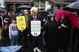 حضور مردم ولایتمدار رشت در راهپیمایی روز قدس/گزارش تصویری