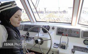 بانوی دریانوردی که سفر عشق آغاز کرد+ تصاویر