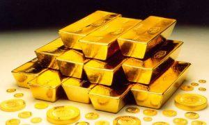 نرخ طلا به کمترین رقم در ۴ ماه گذشته رسید