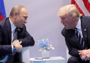 ادامه جنجالها درباره دیدار پنهان ترامپ با پوتین در آلمان
