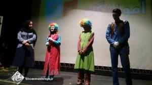 گزارشی از نهمین جشنواره تئاتر صحنه