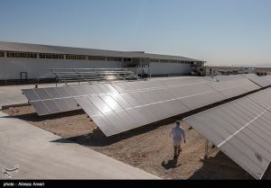 آغاز ساخت بزرگترین نیروگاه خورشیدی خاورمیانه در ایران