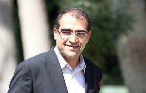 روایت وزیر بهداشت از پورشه شخصی اش