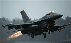 پرواز بمبافکنهای آمریکا بر فراز شبهجزیره کره