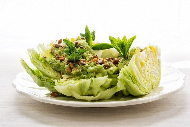 کاهش وزن شگفت انگیز با ۶ خوراکی سبز!