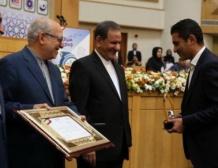 تالک ایرانیان در بین ۱۰ واحد برگزیده صنعتی کشور