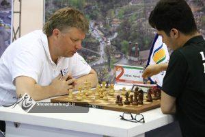 دومین دوره مسابقات بین المللی شطرنج جام ستارگان منطقه آزاد انزلی/گزارش تصویری
