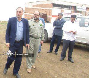 فرماندار آستارا برساماندهی خدمات گردشگری در منطقه حیران تاکید کرد