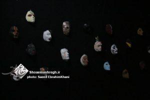 گزارش تصویری آخرین اجرای نمایش «خیشخانه» در رشت