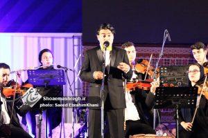 کنسرت همای و انریکو جرولا در رشت/گزارش تصویری
