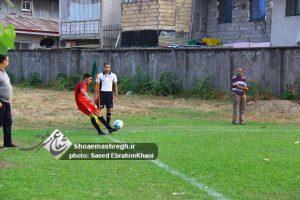 آتش بازی جوانان سپیدرود رشت در هفته دوم لیگ برتر استان فوتبال جوانان