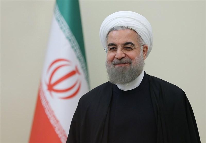 """روحانی: """"قفل تحریم"""" شکسته شده/ وظیفه وزارت خارجه """"حراست از برجام"""" و ایستادن مقابل آمریکاست"""