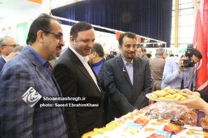 نمایشگاه بین المللی محصولات استراتژیک کشاورزی و صنایع وابسته ایران و کشورهای CISدر منطقه آزاد انزلی/گزارش تصویری