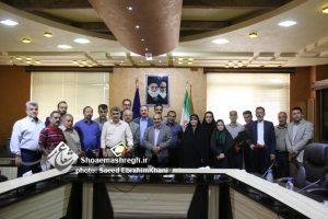 تجلیل از کارکنان و بازنشستگان آزاده شهرداری رشت/گزارش تصویری