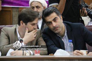 گزارش تصویری کامل از مراسم تحلیف اعضای پنجمین دوره شورای شهر رشت
