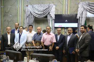 گزارش تصویری ویژه از آخرین جلسه کمیسیون فرهنگی شورای چهارم شهر رشت