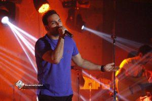 کنسرت سیامک عباسی در تالار بزرگ گلستان/گزارش تصویری