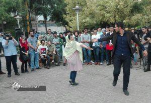 هشتمین جشنواره ملی تئاتر خیابانی شهروند لاهیجان آغاز به کار کرد