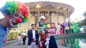 آخرین اجرای نمایش « جشن دلقکها » در تهران/گزارش تصویری