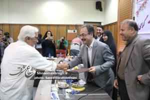 گزارش تصویری نشست خبری فرماندار رشت