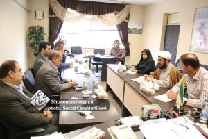 جلسه شورای امر به معروف شهرداری رشت برگزار شد+تصاویر