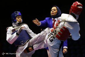 درخشش ۲ تکواندوکار دختر گیلانی در مسابقات قهرمانی آسیا