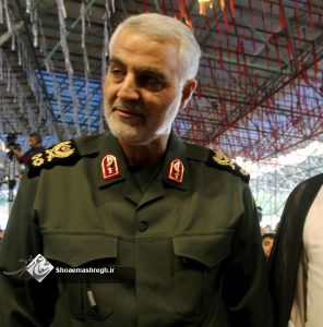 برگزاری اربعین شهادت شهید حسینپور با سخنرانی حاج قاسم سلیمانی در شلمان