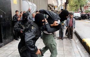 دستگیری سارق بانک حین سرقت در فومن+جزئیات