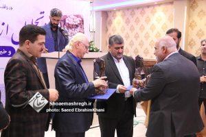 همایش تجلیل از اصحاب رسانه گیلان توسط نماینده صومعه سرا در مجلس/گزارش تصویری