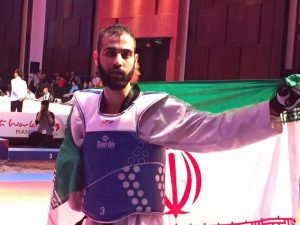 انتخاب ورزشکار گیلانی برای حضور در مسابقات جهانی پارا تکواندو