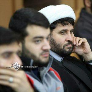 حرکت دسته عزاداری از مزار شهدای گمنام دانشگاه آزاد به سوی شهدای گمنام مسکن مهر