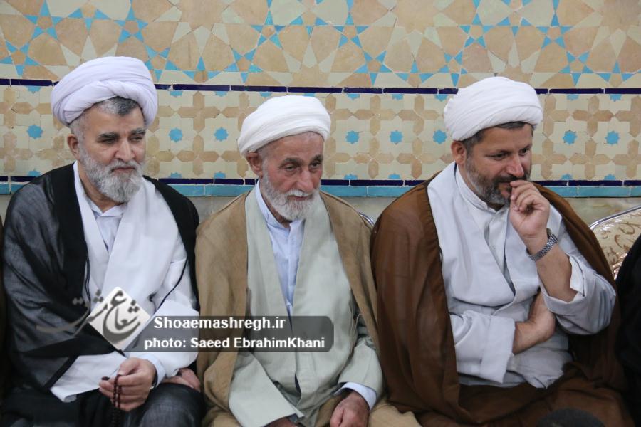 چهارمین یادبود همسر حجت الاسلام شفیعی/گزارش تصویری