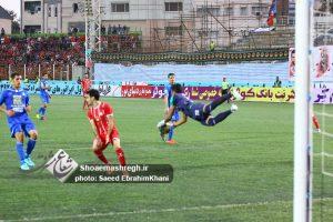 گزارش تصویری از دیدار سپیدرود و استقلال در ورزشگاه شهید عضدی رشت