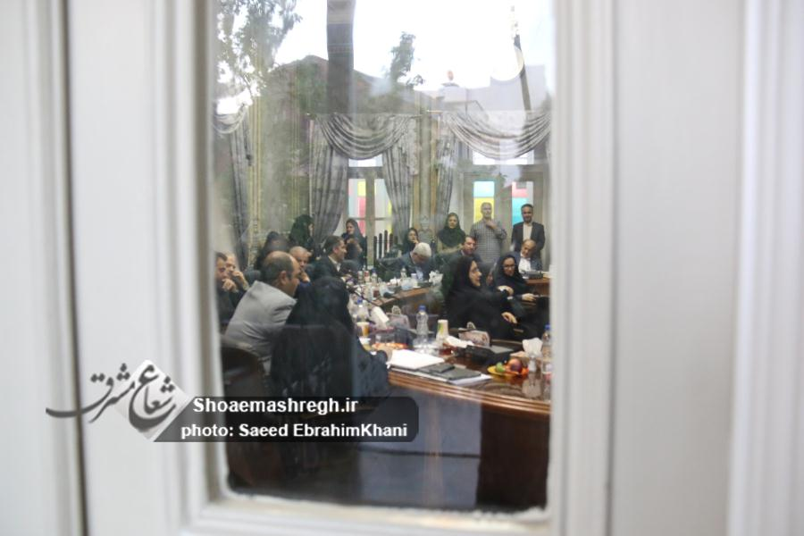 گزارش تصویری از نهمین جلسه علنی شورای شهر رشت