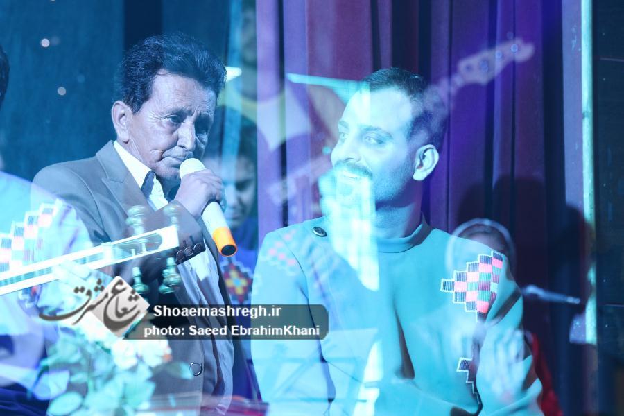 گزارش تصویری کنسرت گروه سنت با اجرای افتخاری فرامرز دعایی در رشت